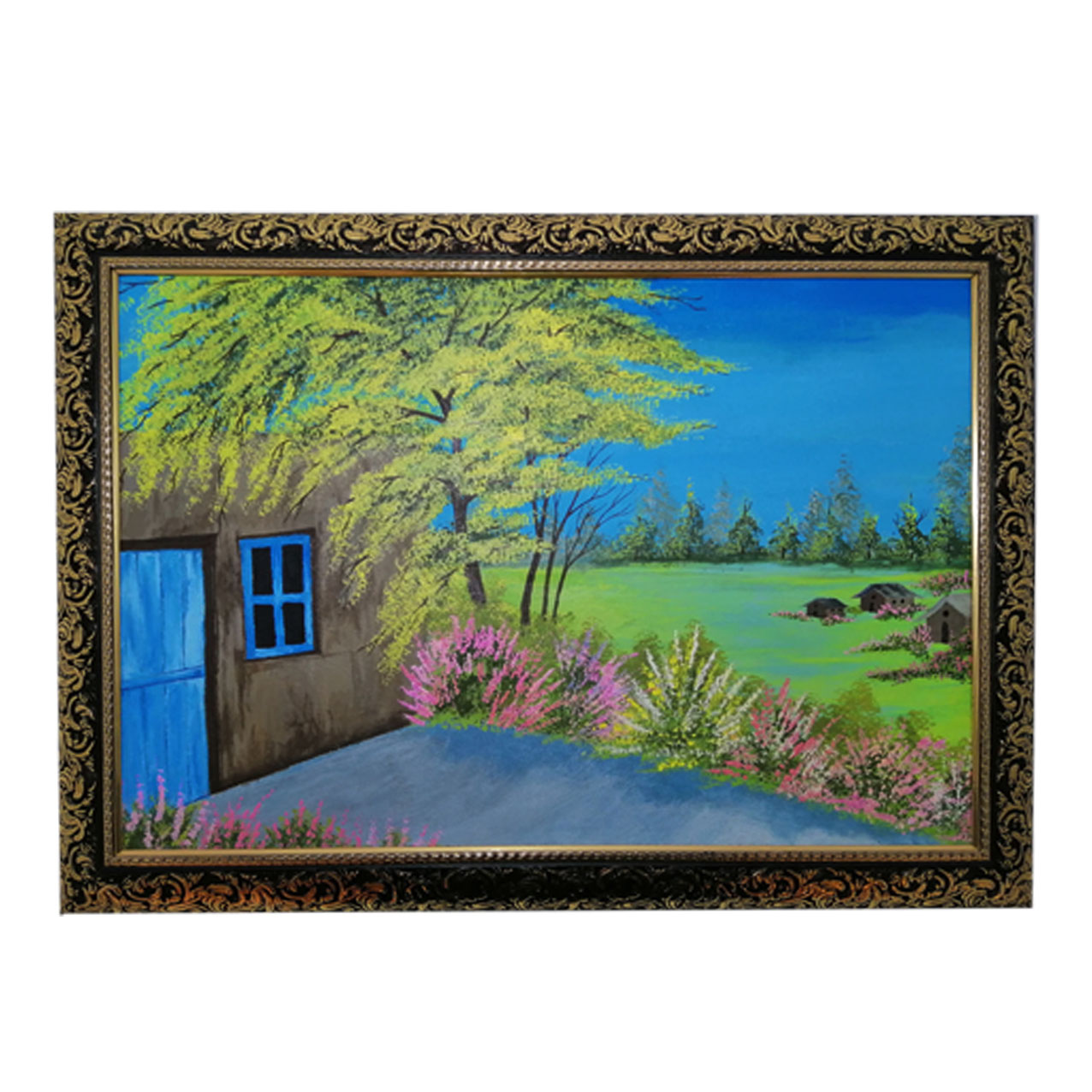 Home-Textile-Painting