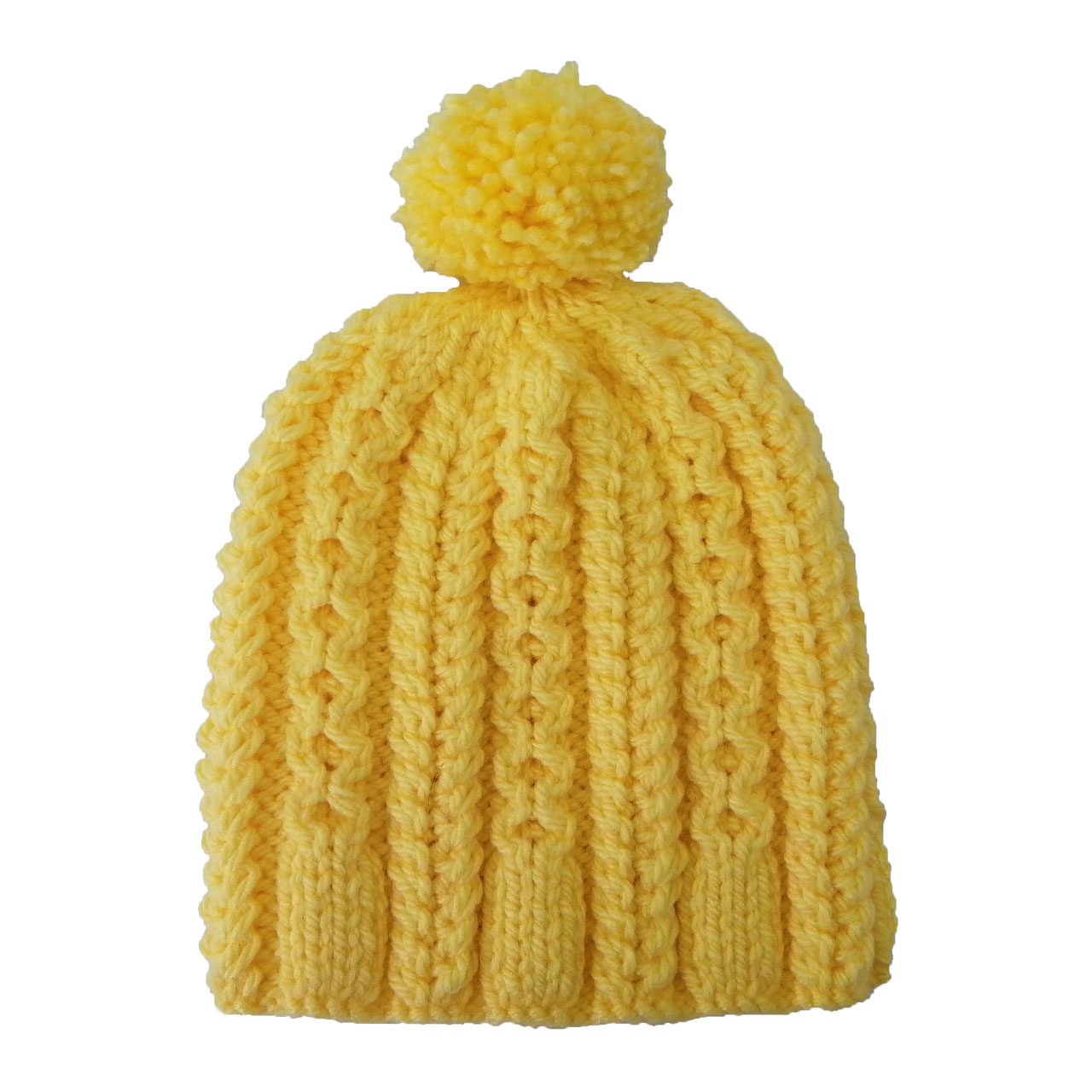 Hat-Plan-screw-And-Wheat-Yellow